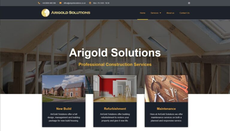arigold solutions