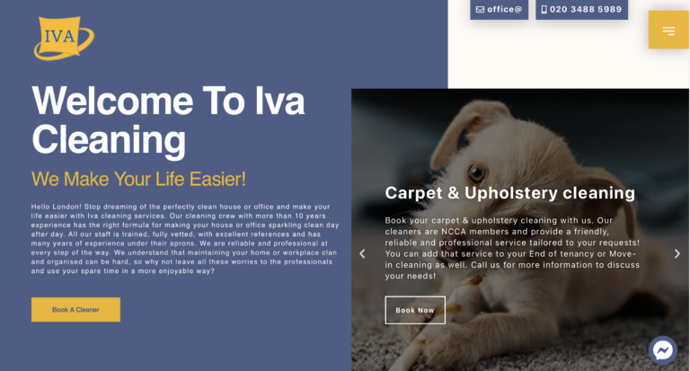 Iva Cleaning - 1
